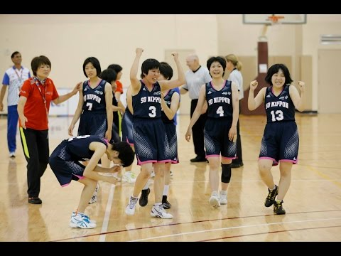 Special Olympics World Games 2015 Basketball Medal Game Female Nippon vs India