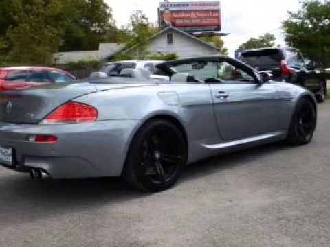 2007 bmw m6 pensacola fl youtube for Frontier motors pensacola fl
