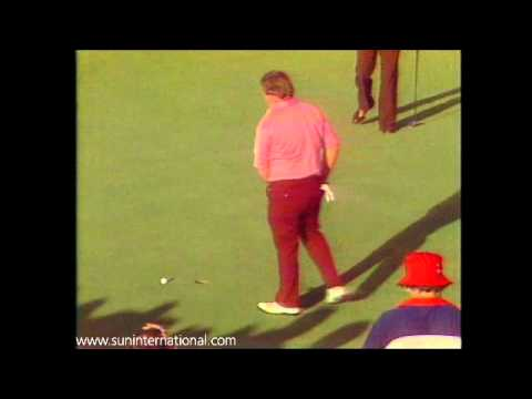 Winner, 1982, Ray Floyd | Nedbank Golf Challenge