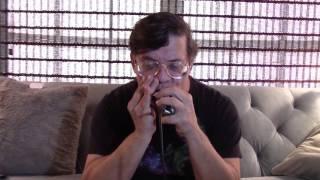 fender blues deluxe harmonica demo 2