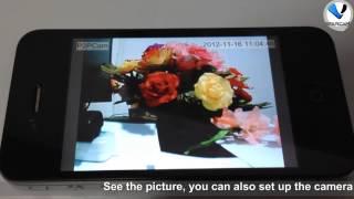 VStarcam P2P(PNP) IP Camera in…