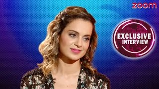 Kangana Says Her Statement On Shahid Was Blown Out Of The Proportion   Exclusive