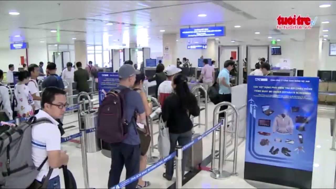 [atadi.vn] Hướng dẫn đi lại và làm thủ tục sân bay Tân Sơn Nhất (TTO)