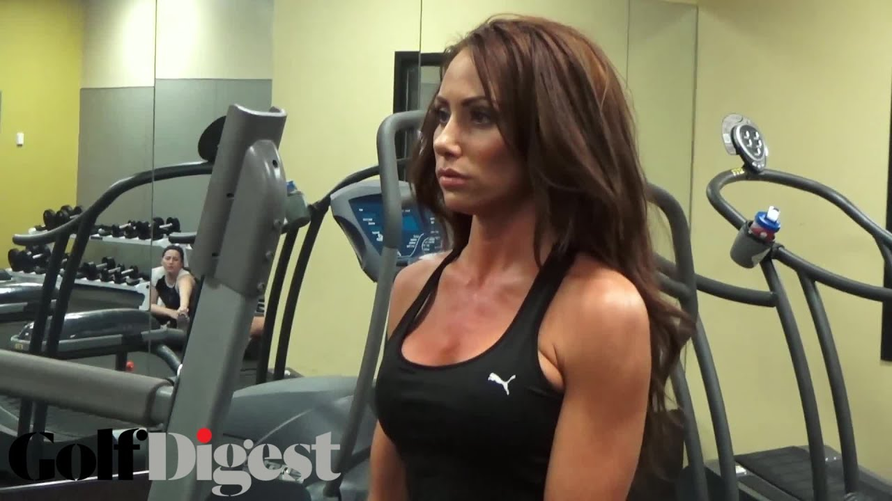 Holly Sonders Shows Us a Day in Her Life | Behind-The-Scenes | Golf Digest