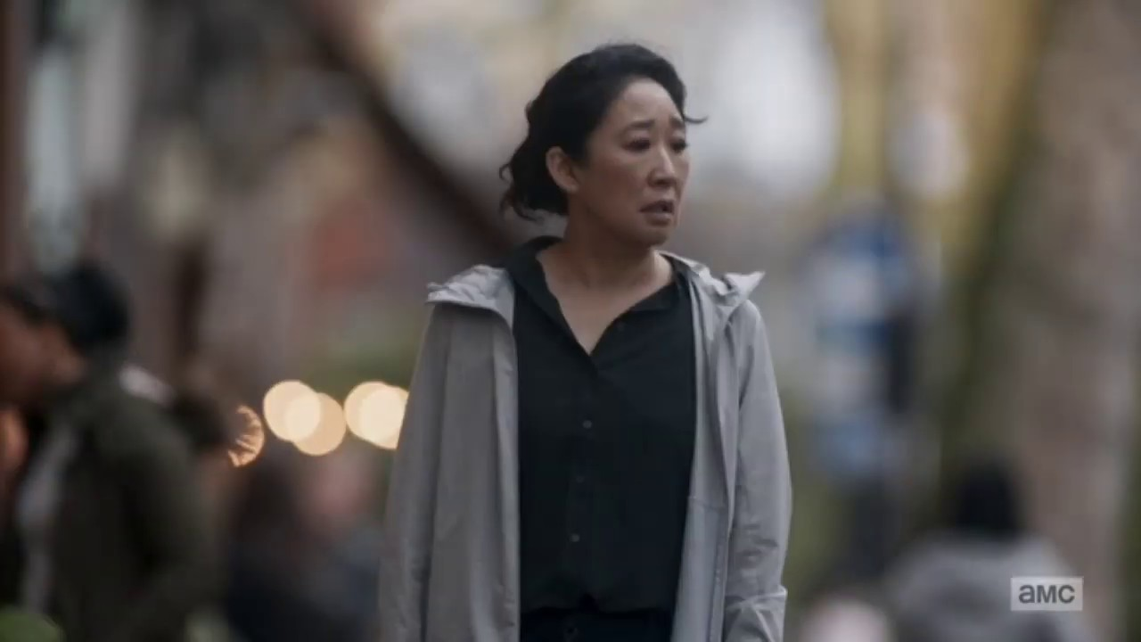 Download Eve and Villanelle Fight and Kiss | Killing Eve | Season 3