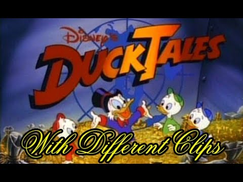 Disney Afternoon DuckTales 1987  With Different s