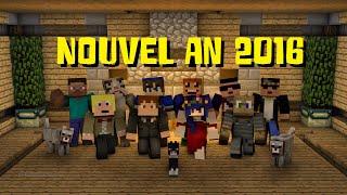 [FR]Minecraft | TrollEdition | Nouvel An 2016 | Court Métrage