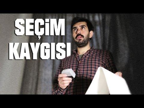 Seçim Kaygısı - Kurcala & CNN Türk
