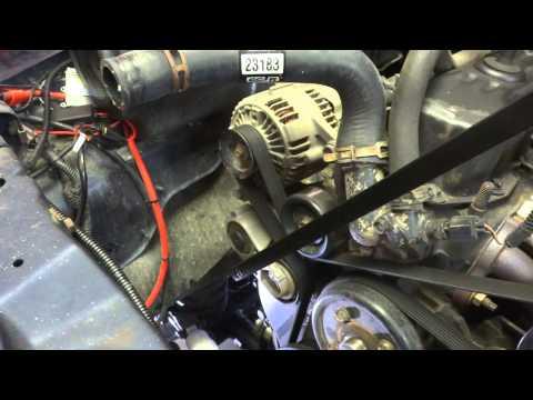 Jeep Alternator DIY Replacement - YouTubeYouTube