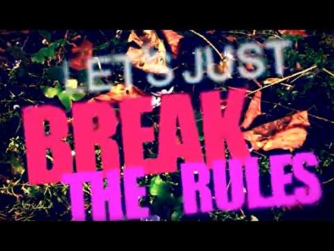 Kristii - Break The Rules (DJ Rebel Remix)[Lyrics Video]
