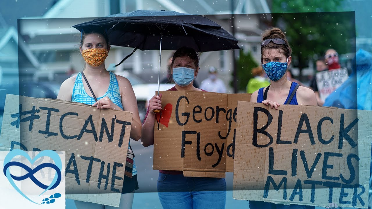 George Floyd Protests in our Neighborhood... Derek Chauvin's Florida Home