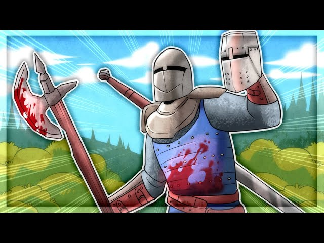 I Threw EVERYTHING At My Enemies in Chivalry 2