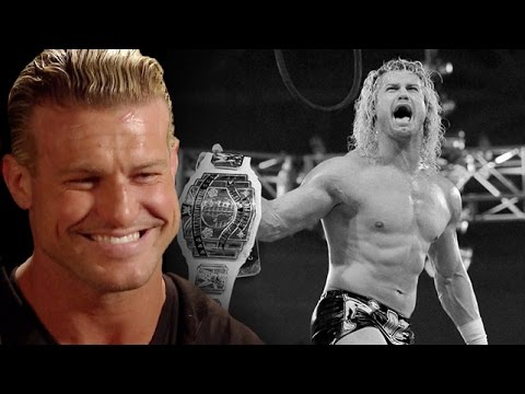 Dolph Ziggler On Becoming