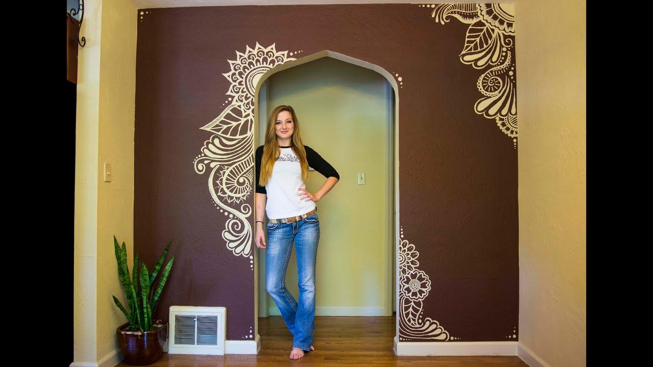 Mehndi Wall Paint