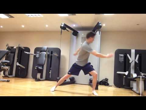 Golf Fitness Five in 5: Dynamic Rotational Mobility