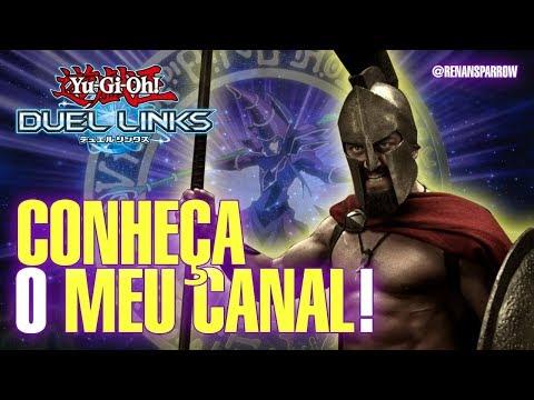 CONHEÇA O MEU CANAL! - Yu-Gi-Oh! Duel Links #160