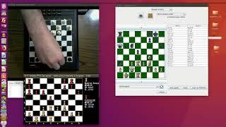 Mephisto europa A vs Chessmaster 2100