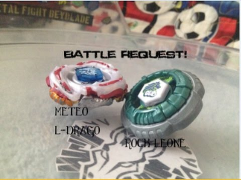 Meteo L-Drago LW105 WF vs Rock Leone 145 WB!