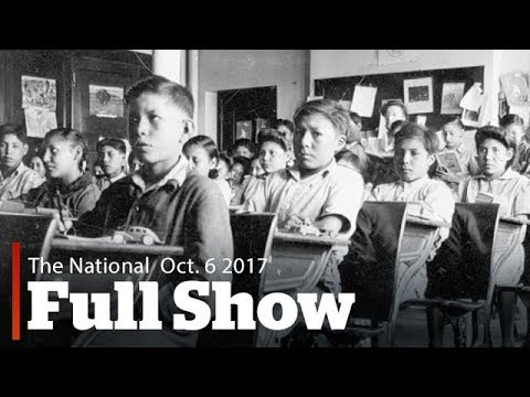Watch Live, THE NATIONAL for Friday October 6 2017