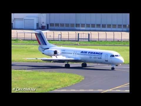 My best pictures of the Clermont-Ferrand Auvergne Airport ! HD