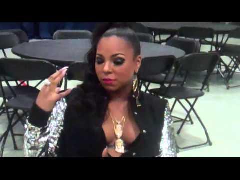 Neumann Media Interviews Ashanti