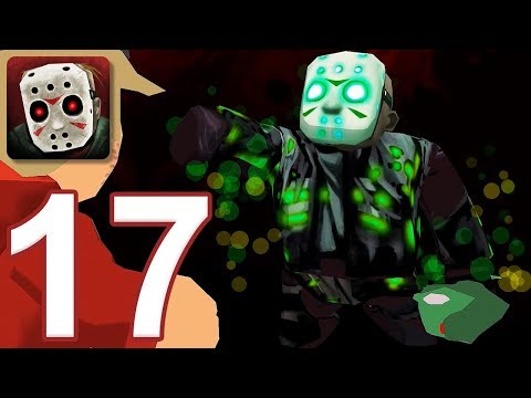 Friday The 13th: Killer Puzzle - Gameplay Walkthrough Part 17 - All Jasons Unmasked (iOS, Android)