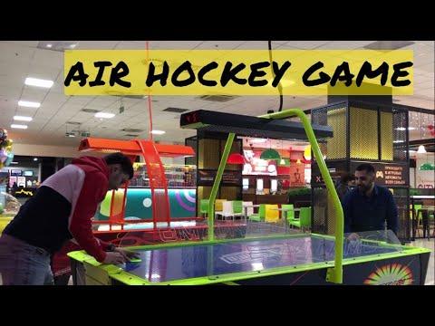 Крутая игра в АЭРОХОККЕЙ! Хоккей настольный! АЭРОХОККЕЙ настольный! AIR HOCKEY! СТРАУС ХАУС
