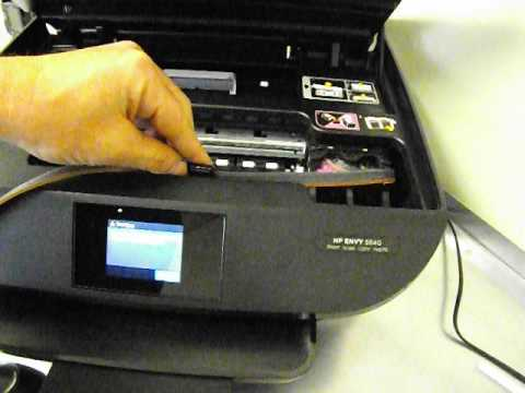 Hp Envy 5640 Ciss Continuous Ink System Install Hp 62