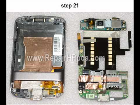 Self Repair Disassembly for HTC Nexus One/ HTC-Passion/ PB99100