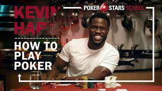 Kevin Hart - Poker Face | How To Play Poker