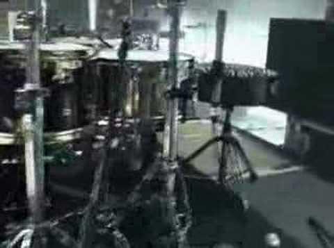 BarlowGirl - Lauren Got a New Drum-set!