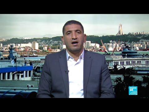 الجزائر: -الحزب الديمقراطي الاجتماعي- يعلن اعتقال زعيمه كريم طابو  - 11:55-2019 / 9 / 12