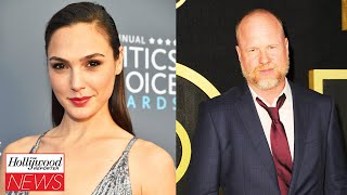 Gal Gadot Says 'Justice League' Director Joss Whedon Threatened Her Career I THR News