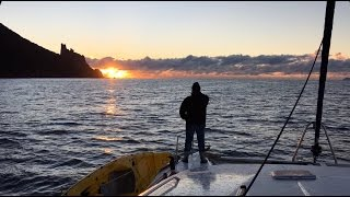 Catamaran Haul Out Time (PART 1)