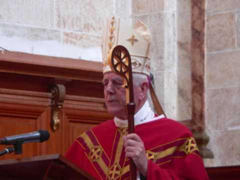 Sermon Mgr Williamson  Le Puy le 4 juin 2017