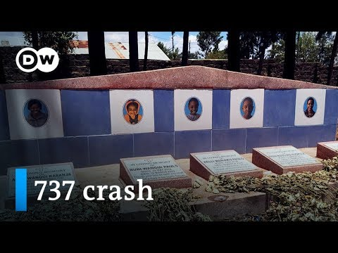 Boeing 737 MAX 8 crash: Family that lost five members to sue | DW News