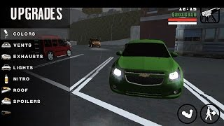 GTA San Andreas Modern Mod Mobile 2016 - Cleo Mod NO ROOT (New Stable Version)