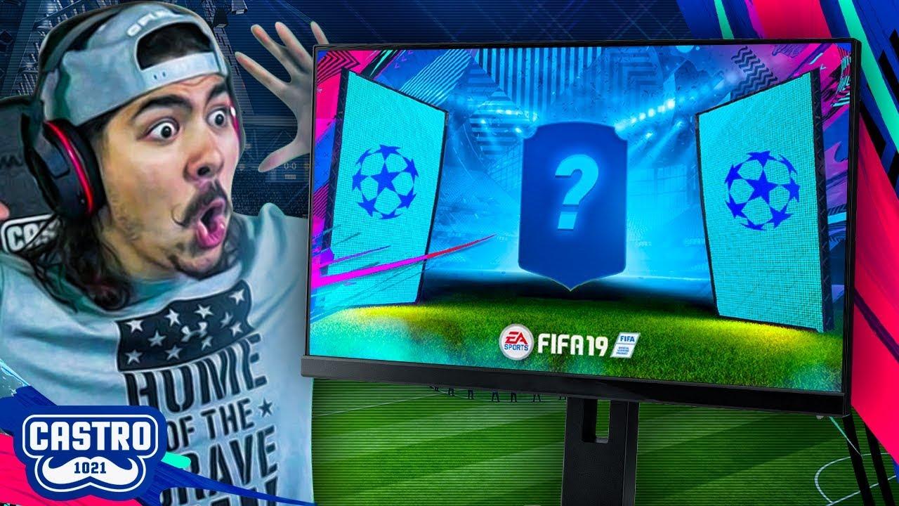 OMG I PLAYED FIFA 19!!!!!
