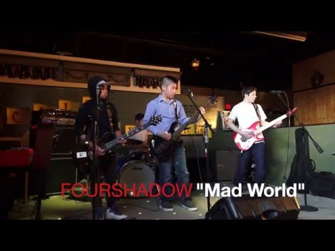mad world fourshadow original music video youtube. Black Bedroom Furniture Sets. Home Design Ideas