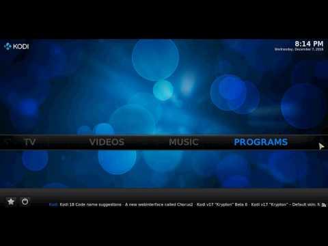 Kodi watch CCTV China channel