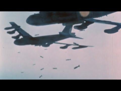 Vietnam War - Vietnam Bombing [Real Footage]