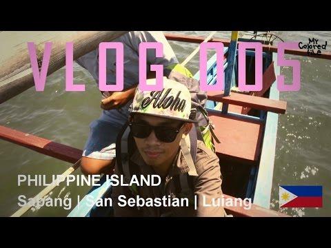 Travel Earth Now! - Philippines | BICOL | Sabang | San Sebastian | Luiang Island