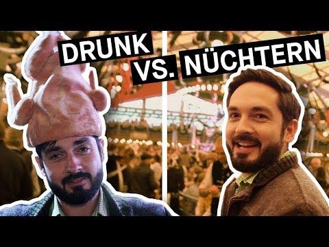 Selbstversuch: Wiesn ohne Alkohol – geht das? || PULS Reportage