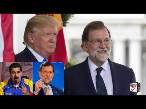 Trump pone a prueba a España para DERROCAR al Gobierno Venezolano