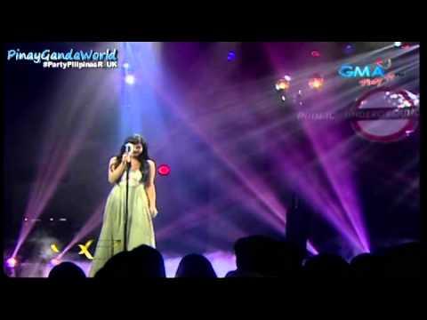 "Party Pilipinas [R_UK] - Lovi Poe Live ""Promise Me"" = 2/17/13"