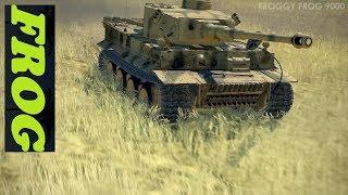 Tiger tank Tank Crew IL-2 Great Battles Series