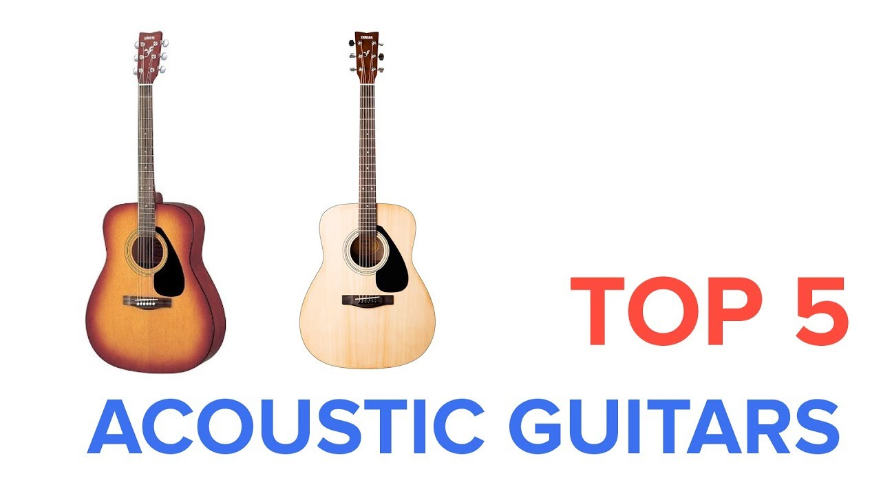 Top 5 Acoustic Guitars In India Under Rs 10000 Youtube
