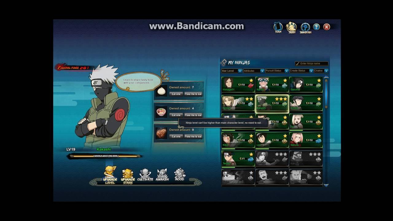 naruto online activation code generator