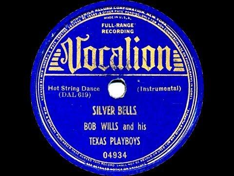 Bob Wills Silver Bells & Twinkle, Twinkle Little Star 1938