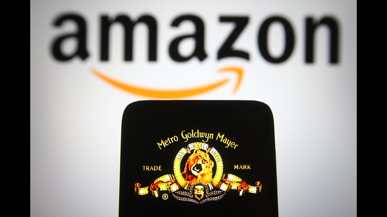 Amazon buys over MGM Studios for 8.45 billion US dollars
